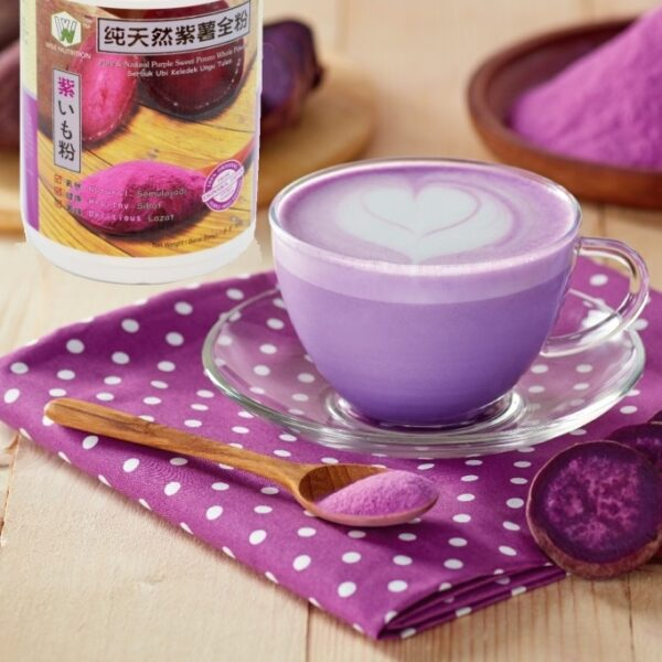 Purple Sweet Potato Powder Image 5
